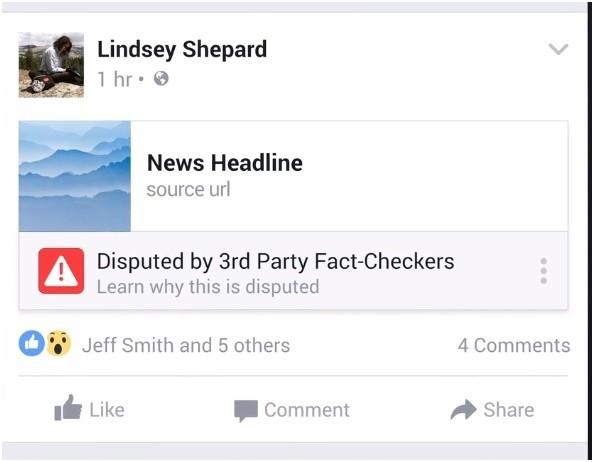 AP통신, 페이스북 팩트체크 파트너십 종료