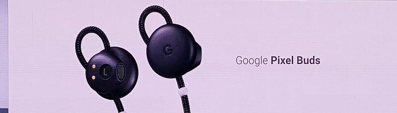 실시간 통역 헤드셋 Google Pixel Buds