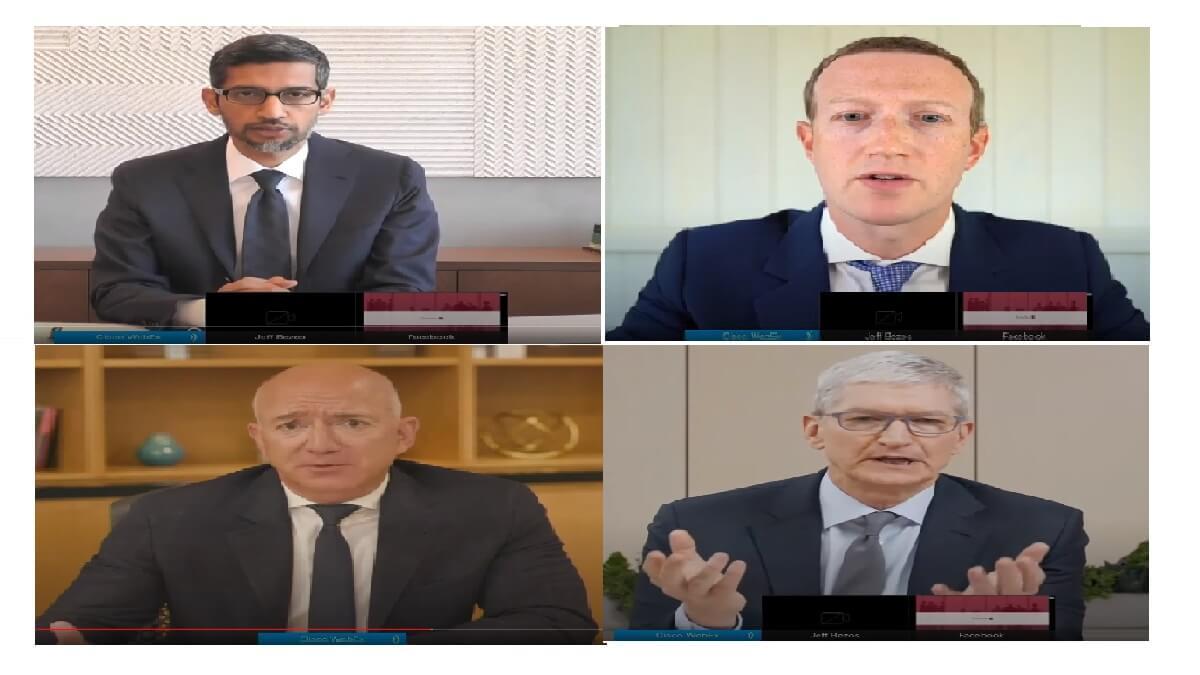 빅테크 독점기업 CEO