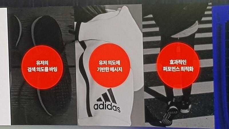 아디다스(Adidas)의 구글 검색광고 활용 사례(2015년부터 2018년까지)