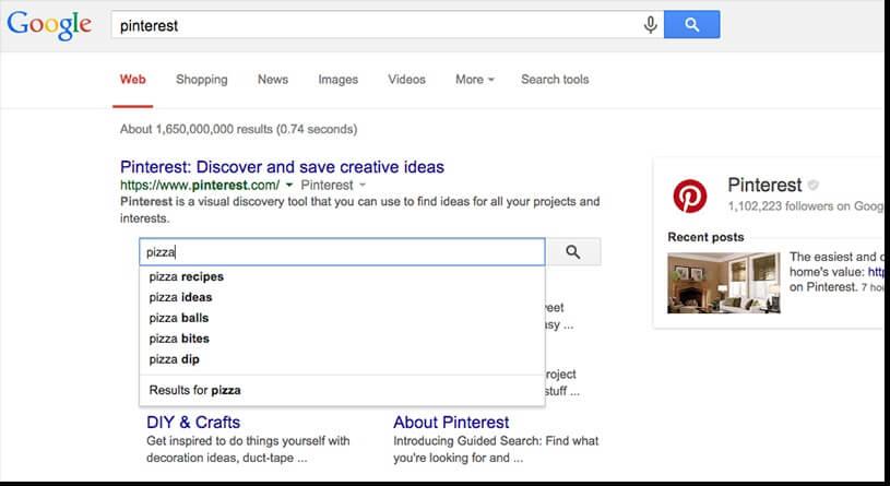구글 서치콘솔 메뉴 - 개선사항 - 사이트 링크 검색창